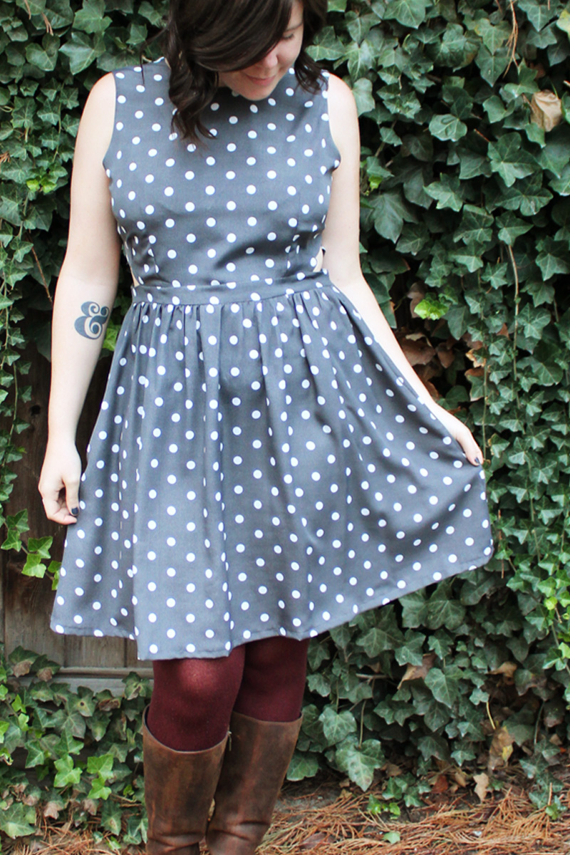 Dixie DIY Bonnel Dress by Helen's Closet