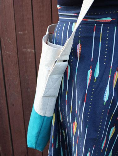 Granger Book Bag PDF Pattern by Helen's Closet