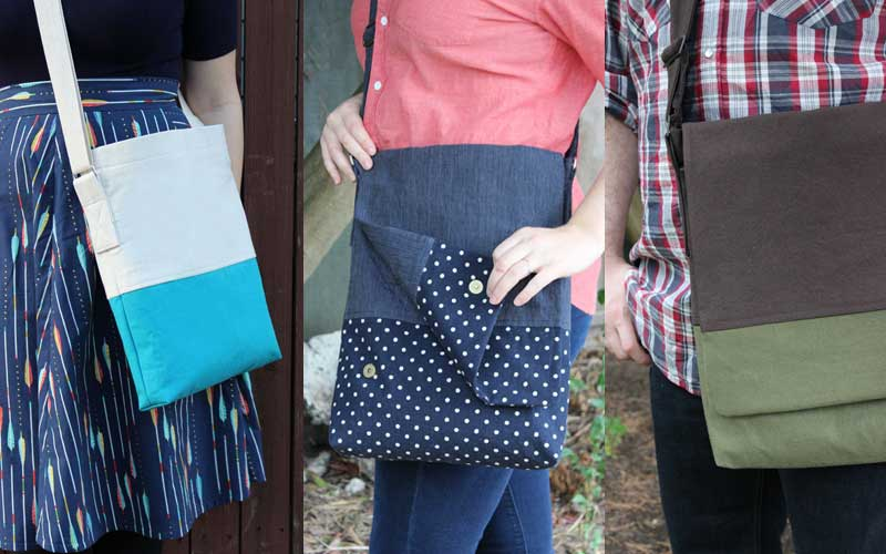 FREE Granger Book Bag PDF Pattern by Helen's Closet