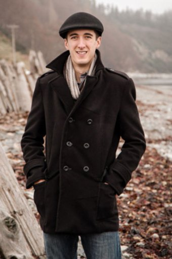 Goldstream Peacoat by Thread Theory