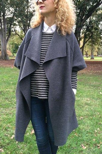 Sydney Jacket by Tessuti