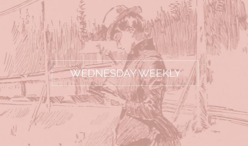 Wednesday Weekly #21