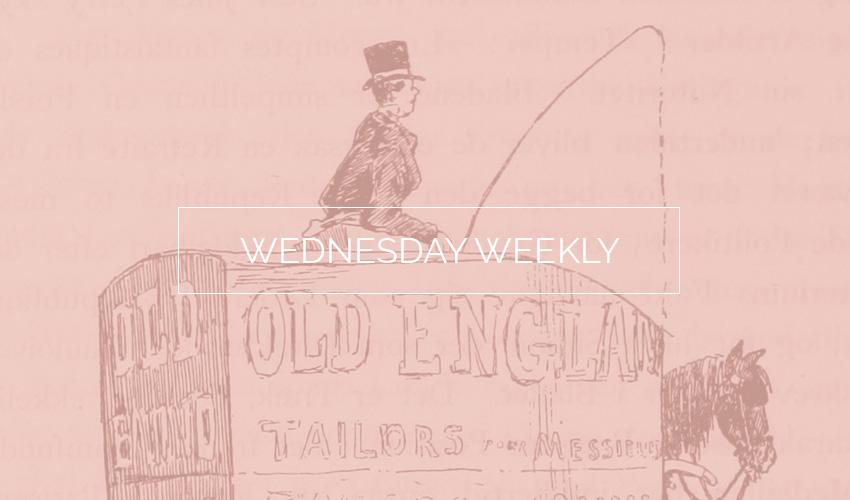 Wednesday Weekly #22 Helens Closet