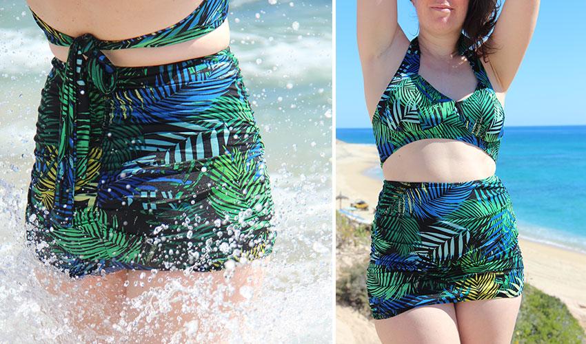 Reno Swimsuit Bombshell Bikini bottoms by Helens Closet Sewing