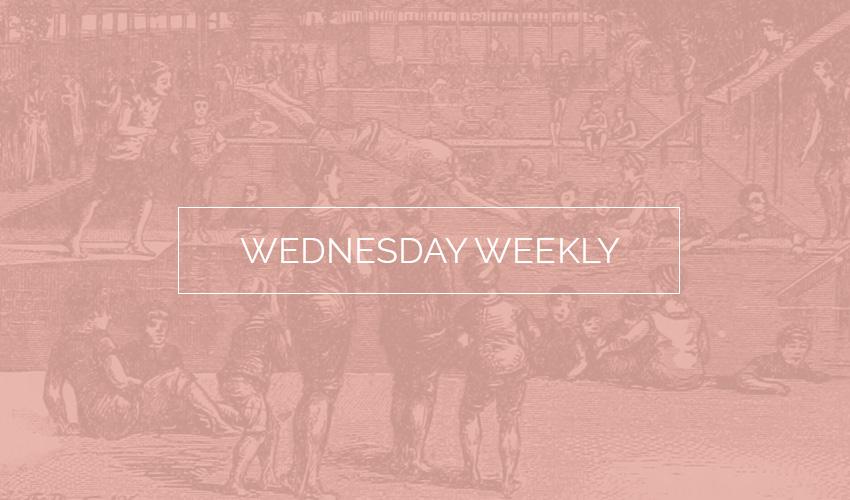 Wednesday Weekly #24 Helens Closet