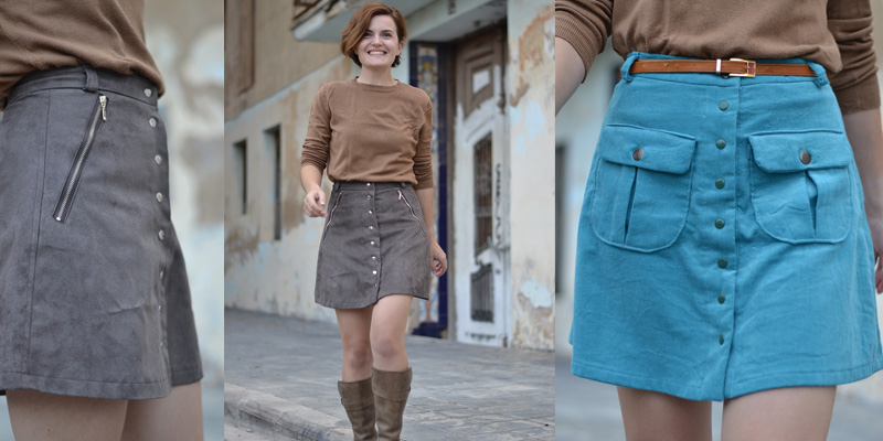 Pauline Alice Rosari Skirt