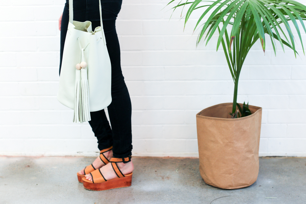 Ada Spragg DIY Bucket Bag