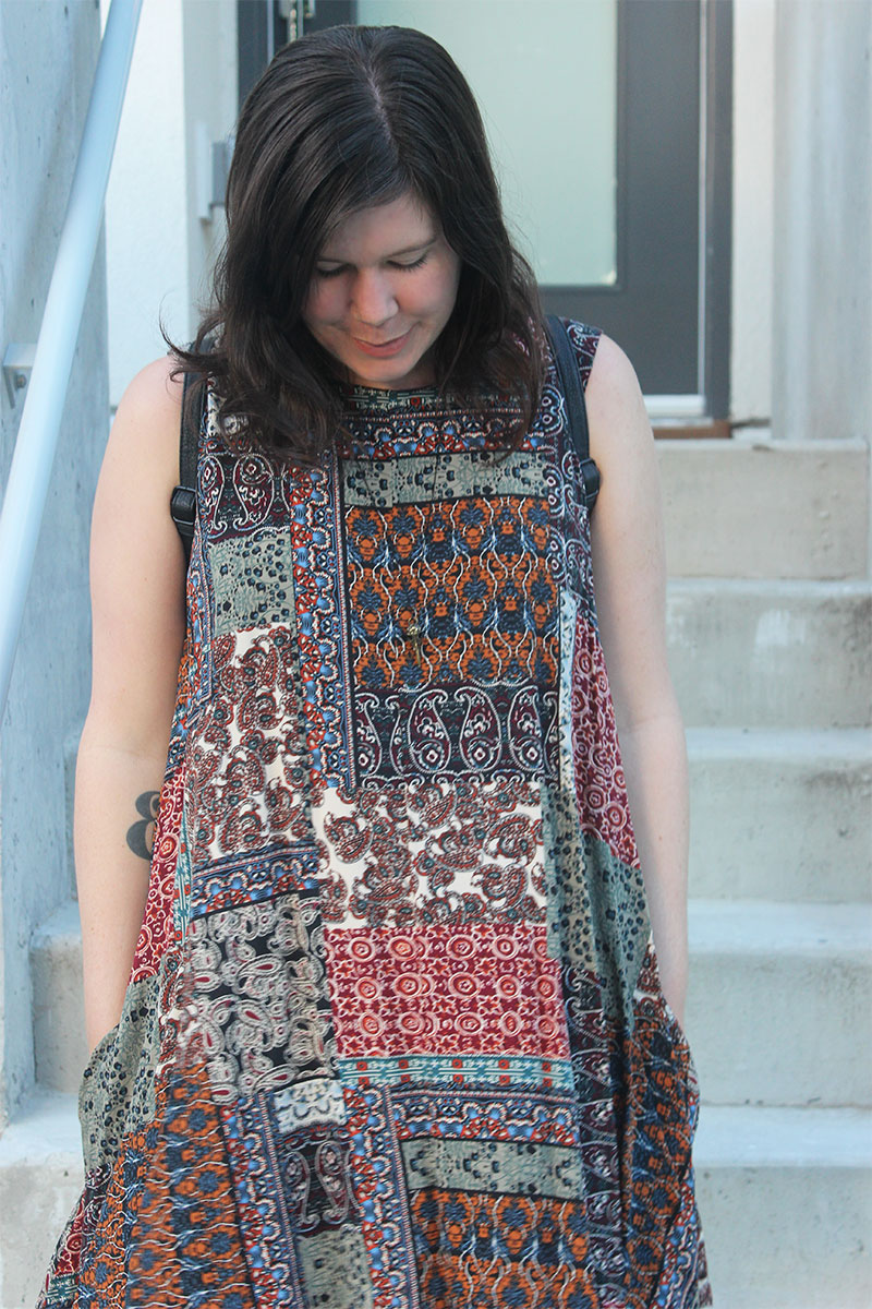 Papercut Patterns Sway Dress by Helen's Closet