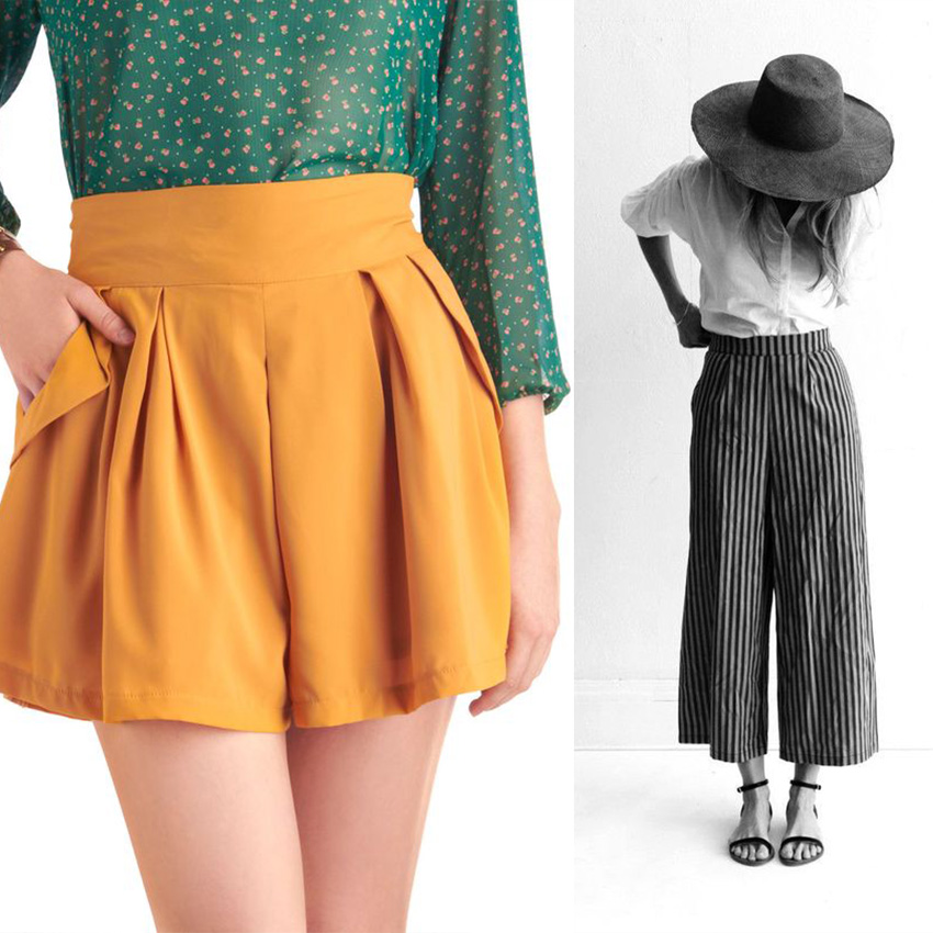 Winslow Culottes Pattern Inspiration