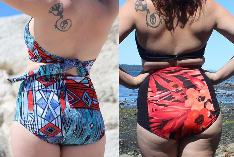 Dakota Swimsuit vs. Sophie Swimuit