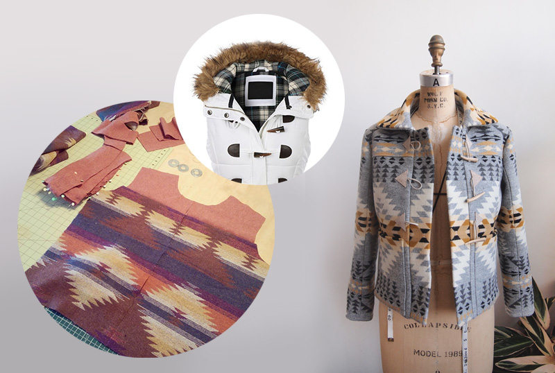 Sewing Plans Cascade Duffle Coat