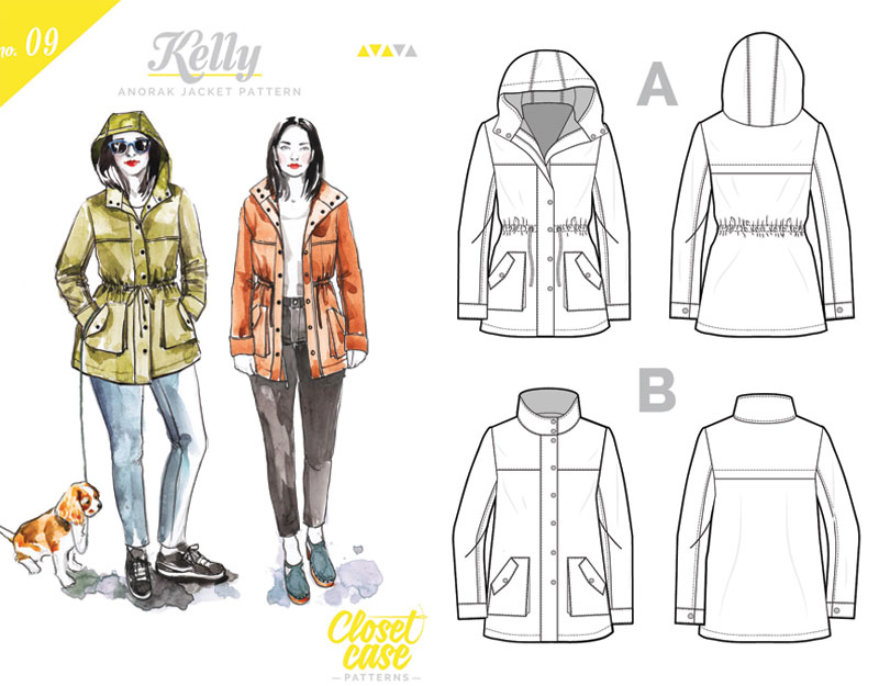 Kelly Anorak