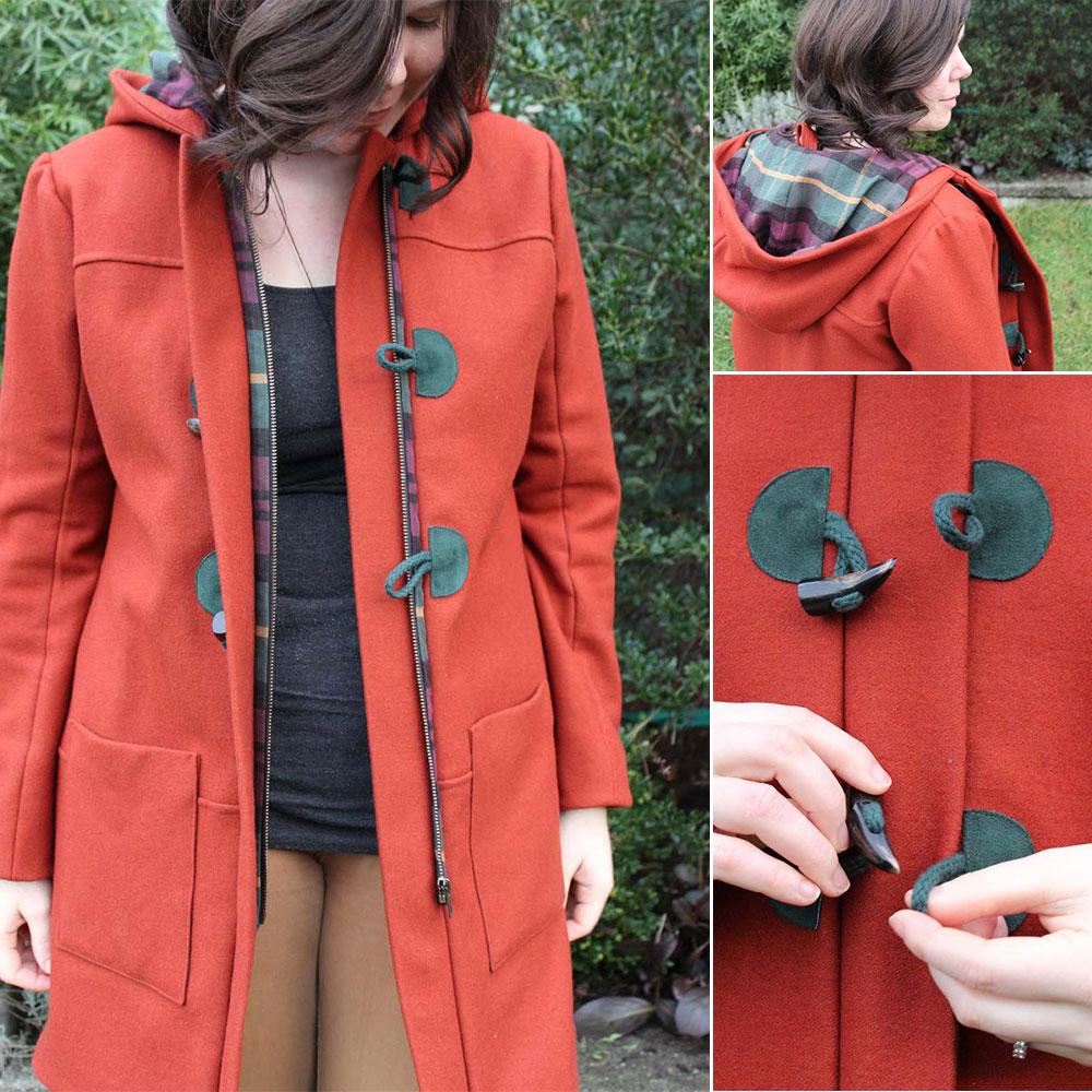 Cascade Duffle Coat