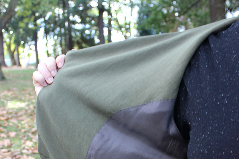 Deer and Doe Lupin Jacket