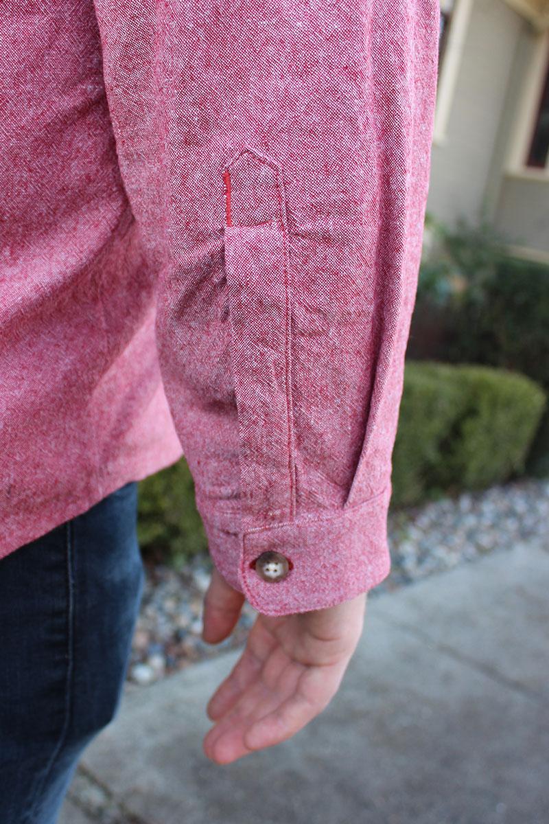 Fairfield Button-up