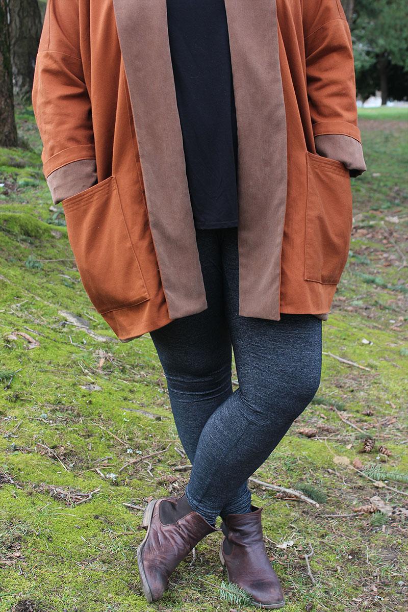 Wiksten Oversized Kimono Jacket
