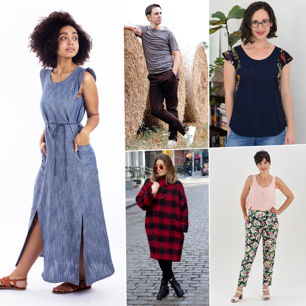 New Sewing Patterns