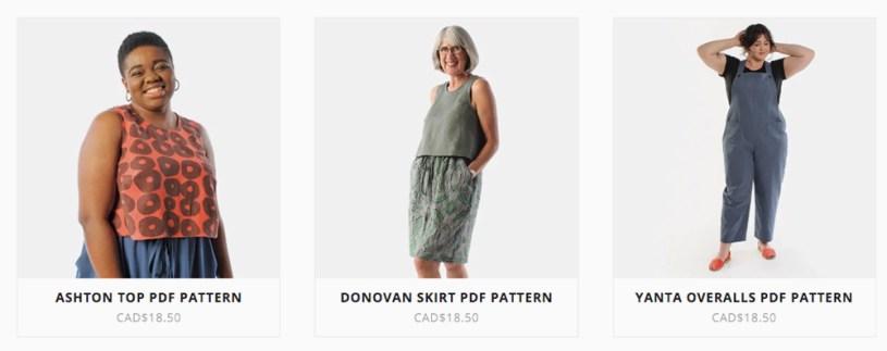 Pattern Shop
