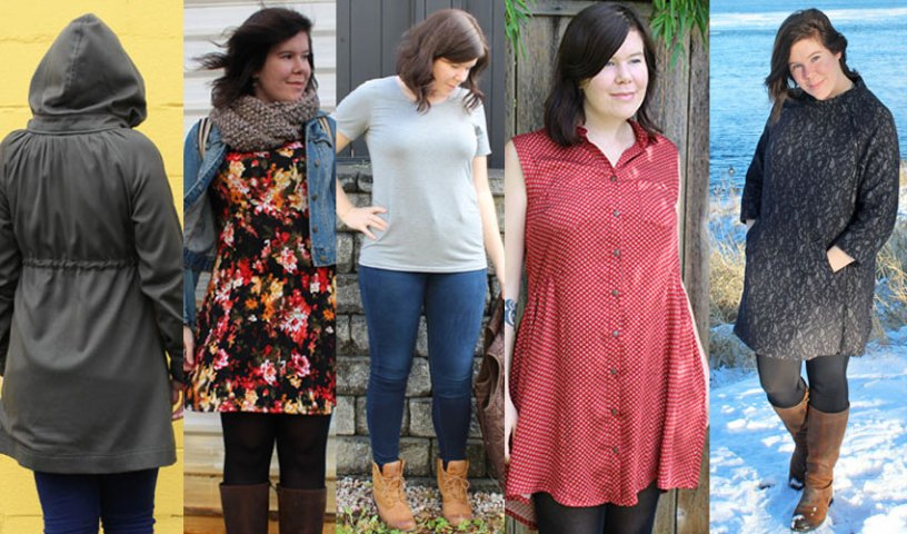 Helen's Closet Sewing Projects 2015