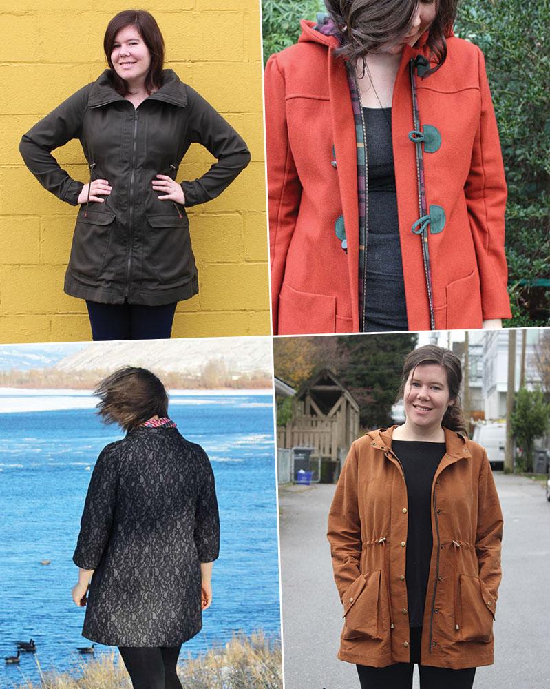Helens Closet Coats