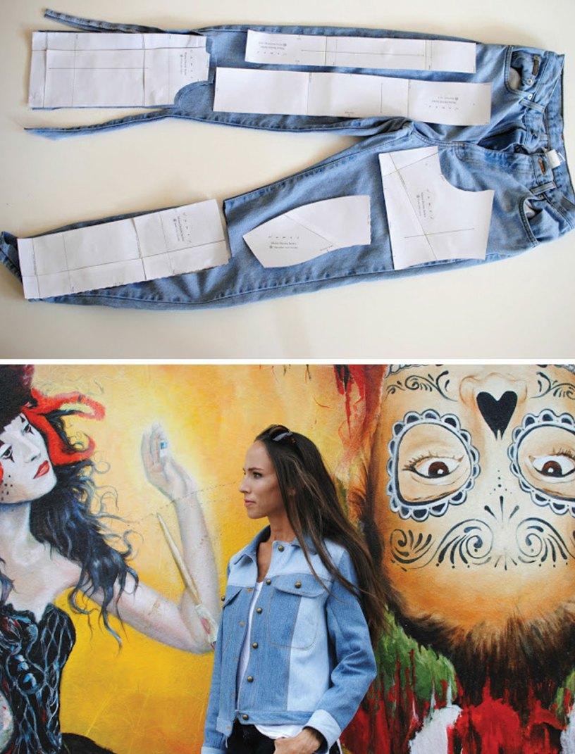Trash to Couture Maisa Jacket