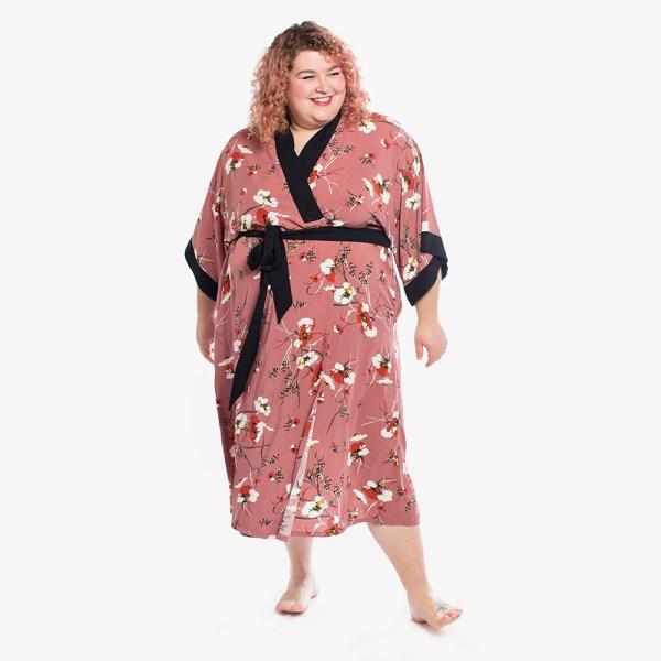 Suki Robe sewing Pattern by Helen's Closet Patterns