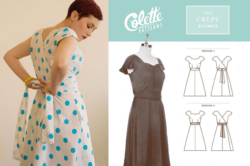 Best Wrap Dress Patterns