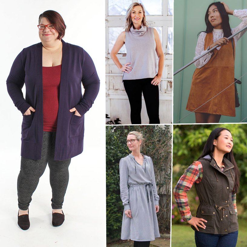 Wednesday Weekly New Patterns