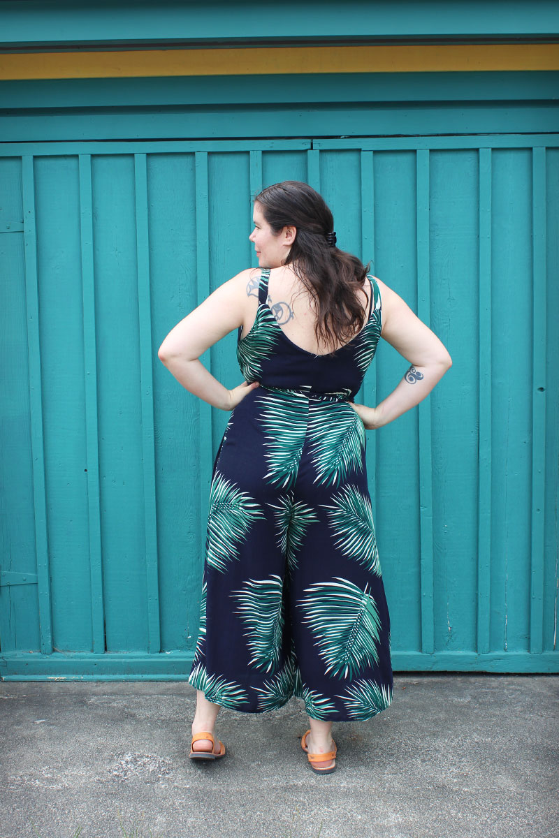 Closet Case Patterns Amy Jumpsuit