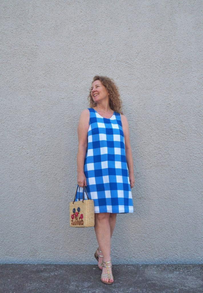 Lined Ashton Dress Hack