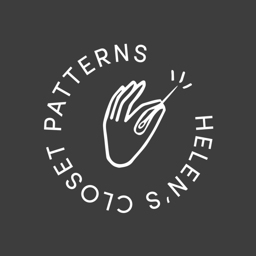 Helen's Closet Patterns Logo