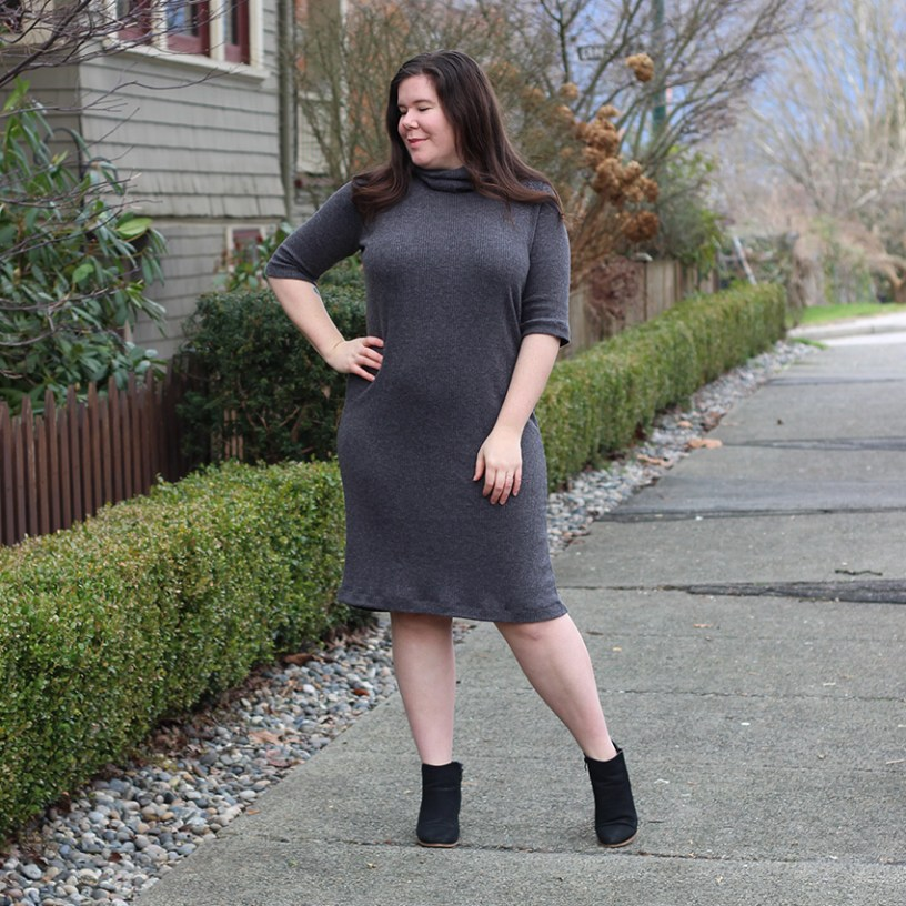 Elliot Sweater Dress Hack