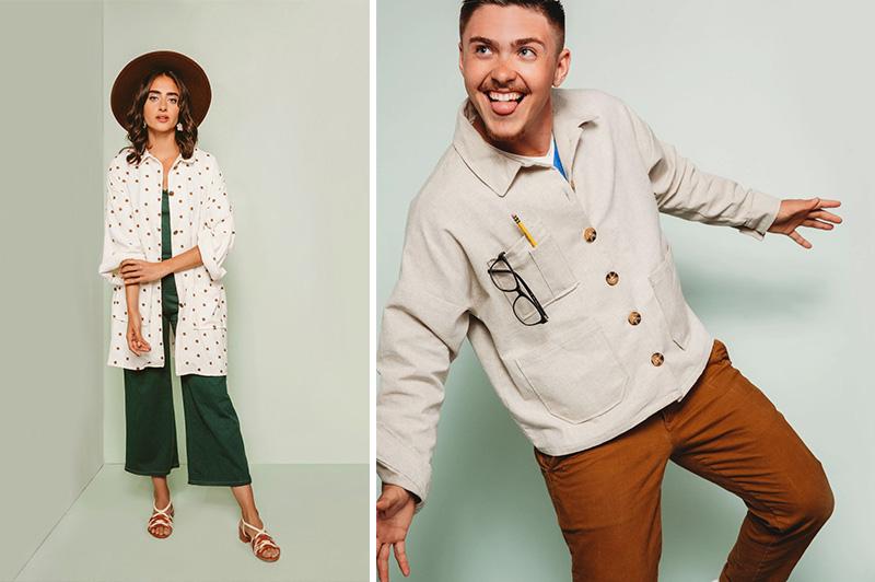 Ilford Jacket Friday Pattern Company