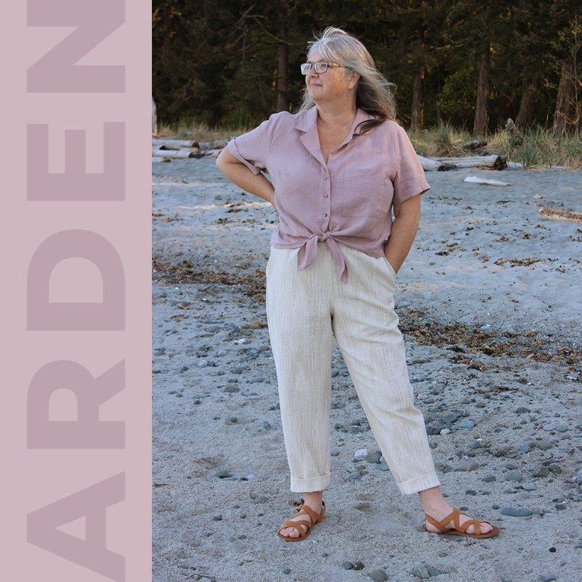 Arden Pants by Helen's Closet Patterns
