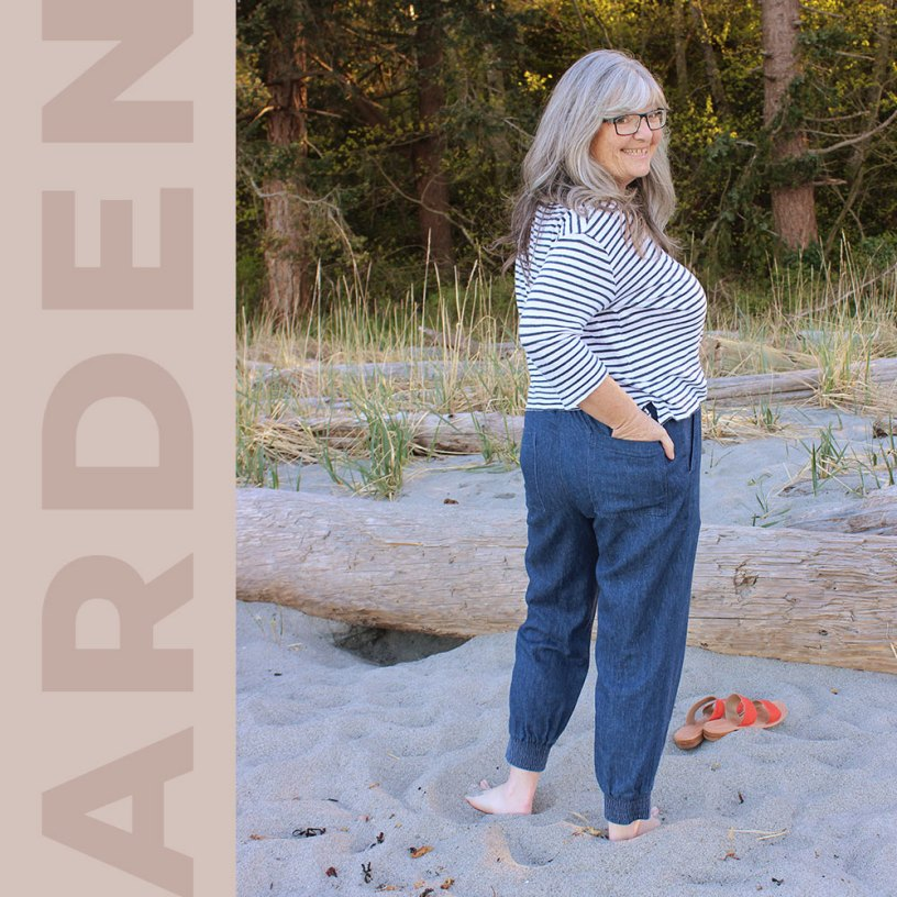 Arden Pants by Helen's Closet Patterns