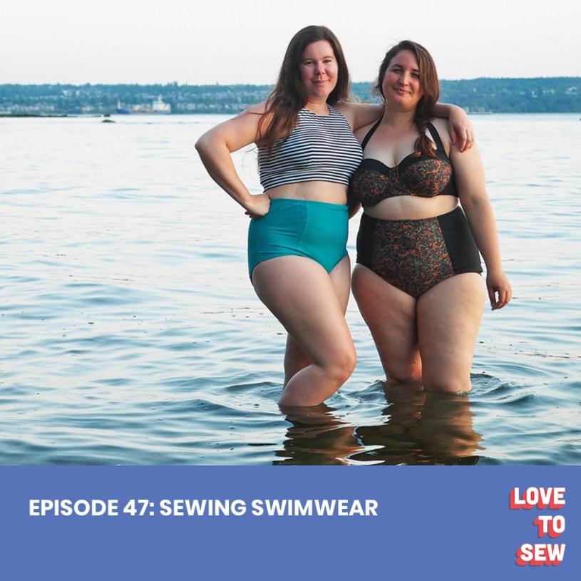 Love to Sew Swimwear
