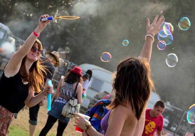 Festival Bubbles