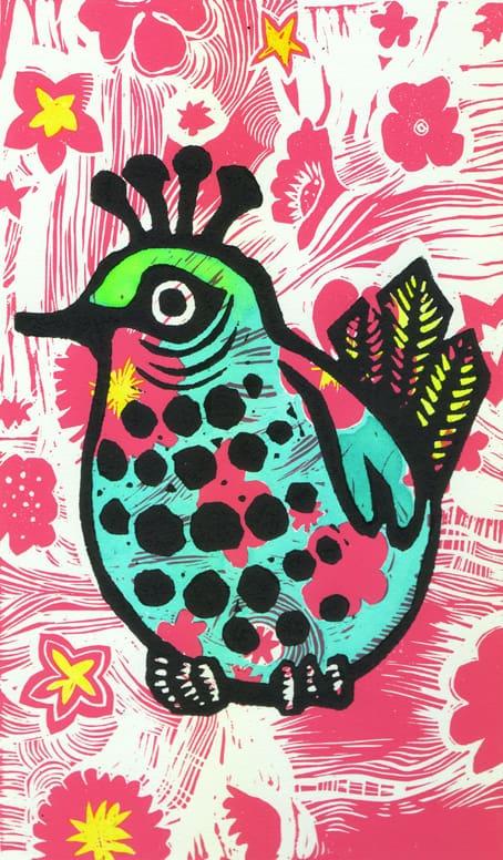 Queenie Bird LR