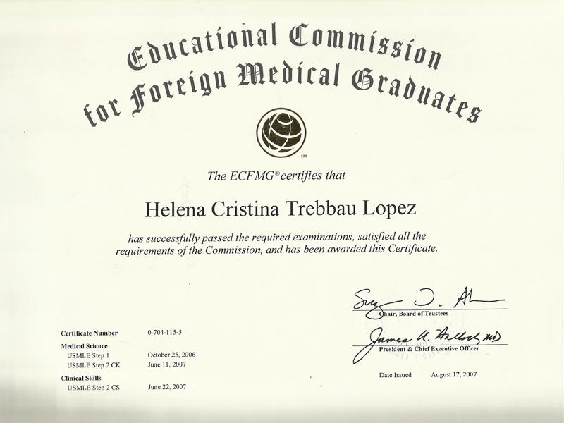 Psiquiatría en el Hospital Clínico San Carlos « Dra. Helen Trebbau
