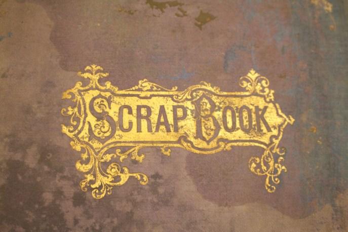 Dexter North Scrapbook, Kroch Library