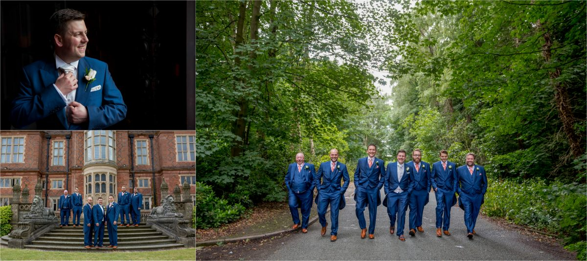 Crewe Hall Wedding Photography Natural Wedding Photographer