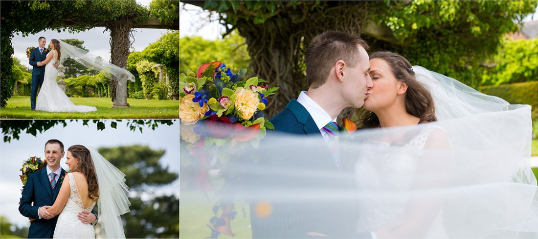 Thornton Manor Bridal Portraits Wedding Photography Cheshire