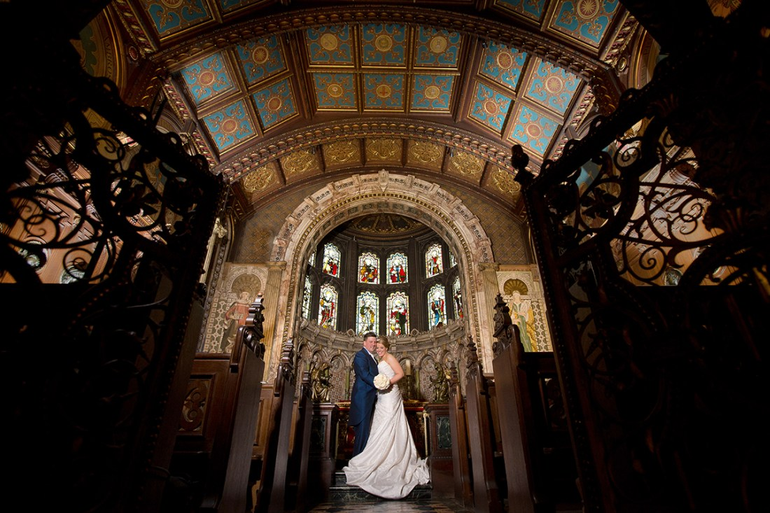 Crewe Hall Wedding Photography Crewe Hall Chapel by Helen Williams Photography