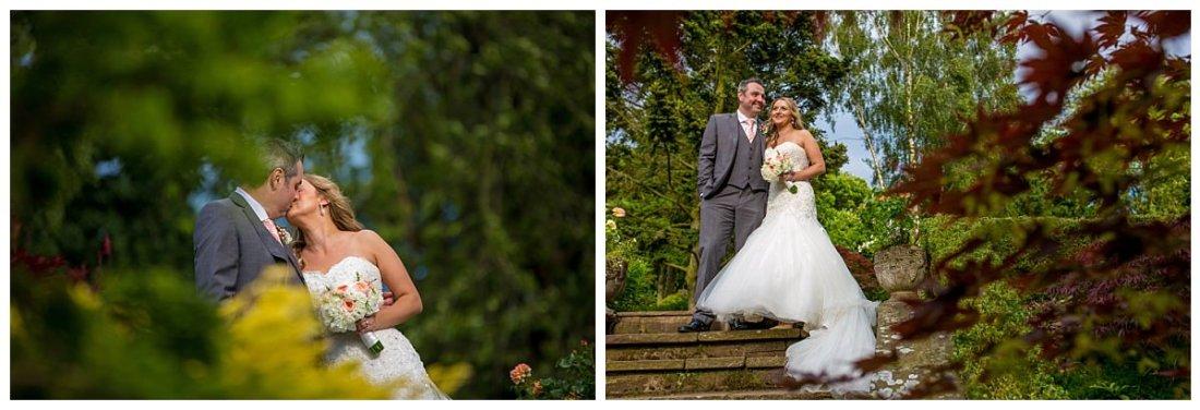Summer Wedding at the Upper House Barlaston