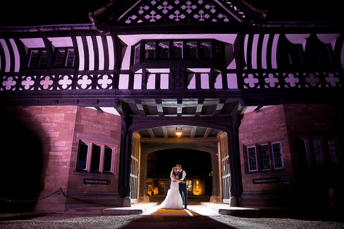 Thornton Manor After Dark