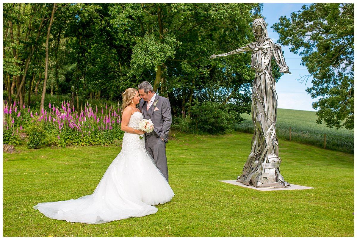 Weddings at The Upper House Barlaston