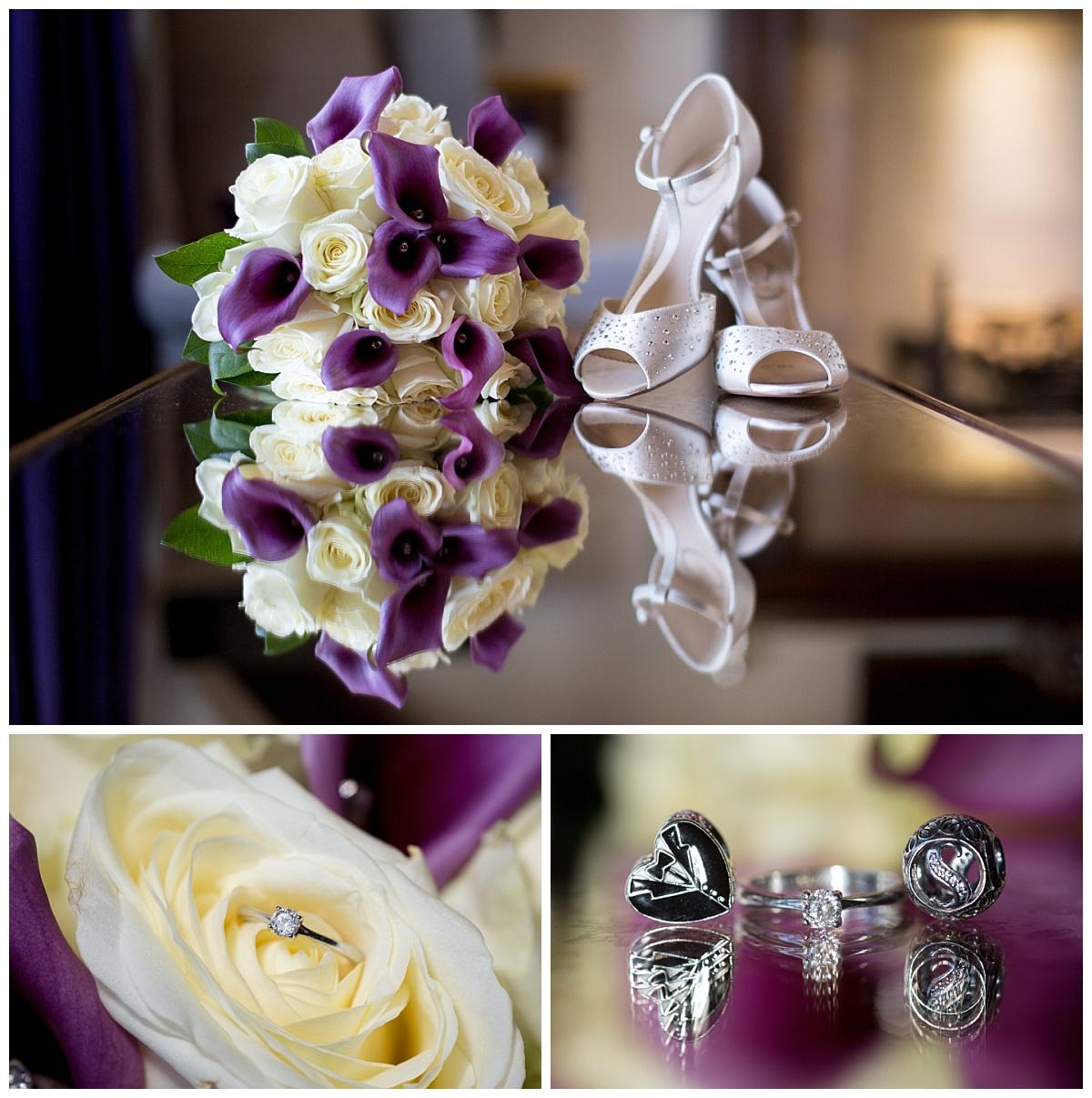 Weston Hall Wedding Flowers