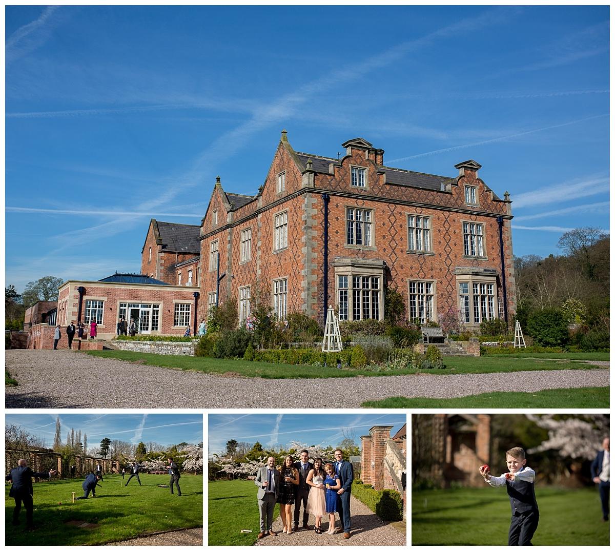 Willington Hall Cheshire