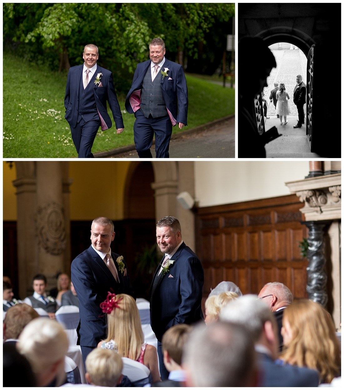 Keele Hall Weddings
