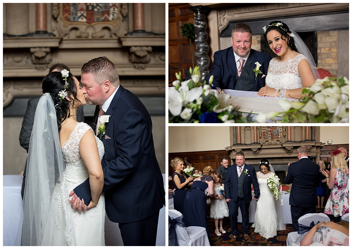 Keele Hall Wedding Photographer